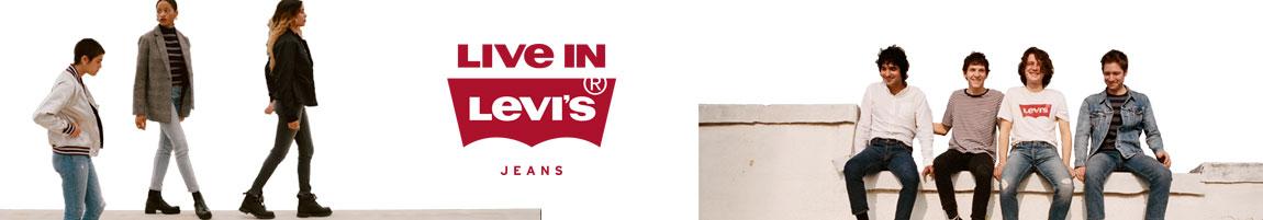 Slim Fit Jeans - Levis Jeans