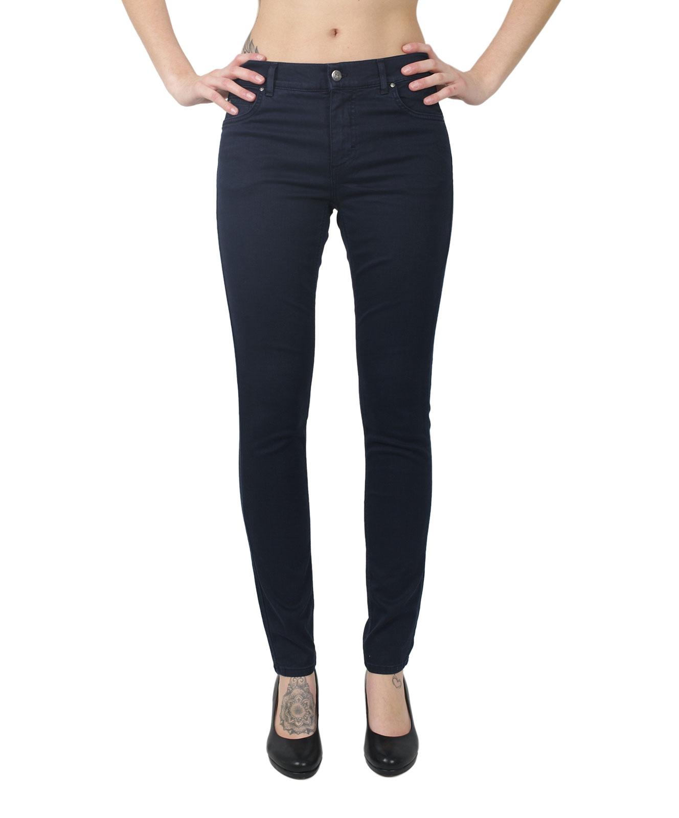Hosen - Angels Jeans Röhre Skinny in Midnight Blue  - Onlineshop Jeans Meile