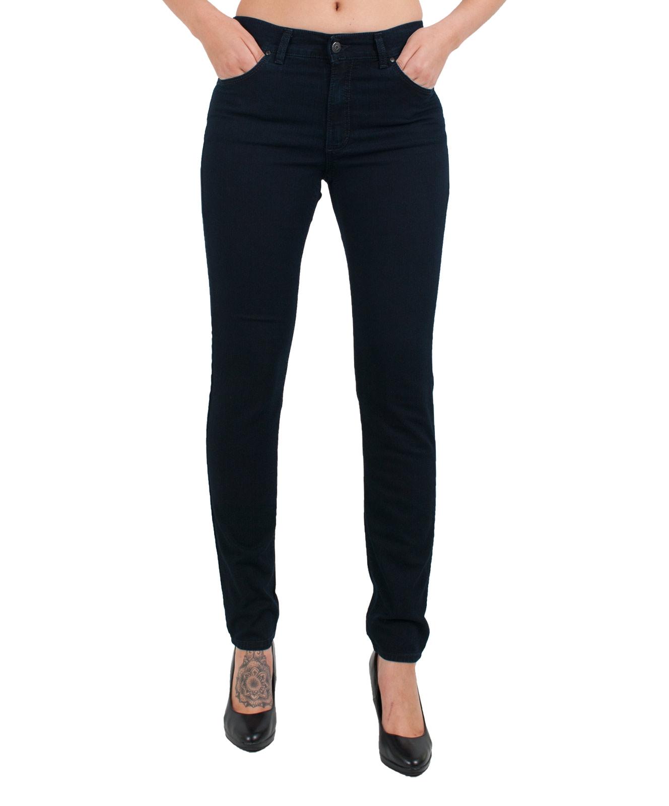 Hosen - Angels Jeans Röhre Skinny in Blue Blue  - Onlineshop Jeans Meile