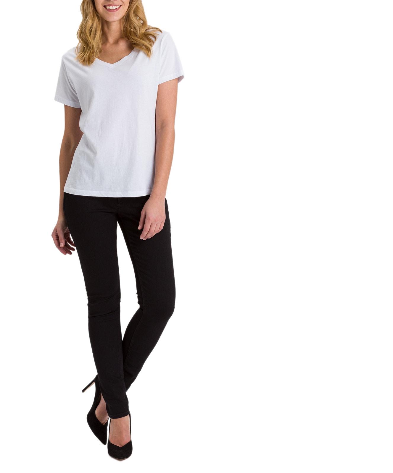 Hosen - Cross Skinny Jeans Alan in Black  - Onlineshop Jeans Meile