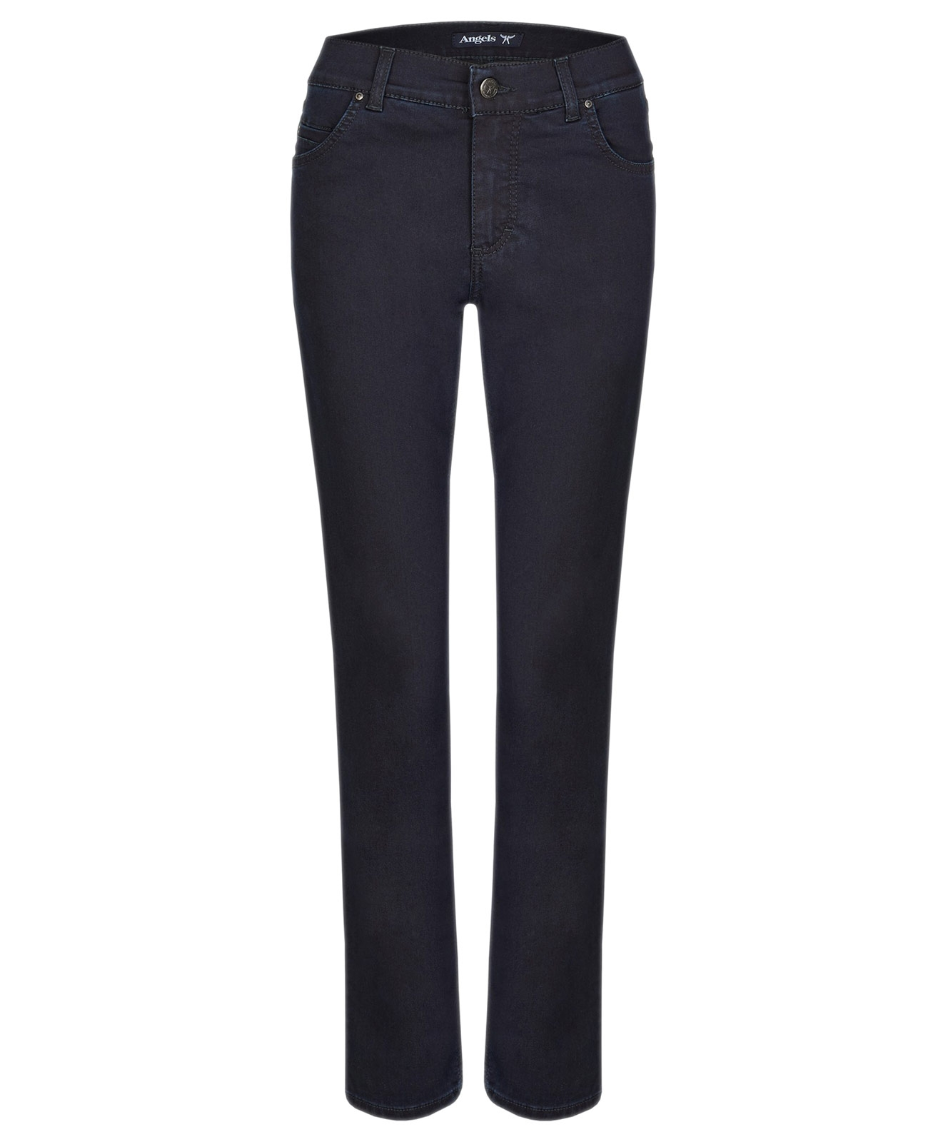 Hosen - Angels Straight Leg Jeans Cici in Night Blue  - Onlineshop Jeans Meile