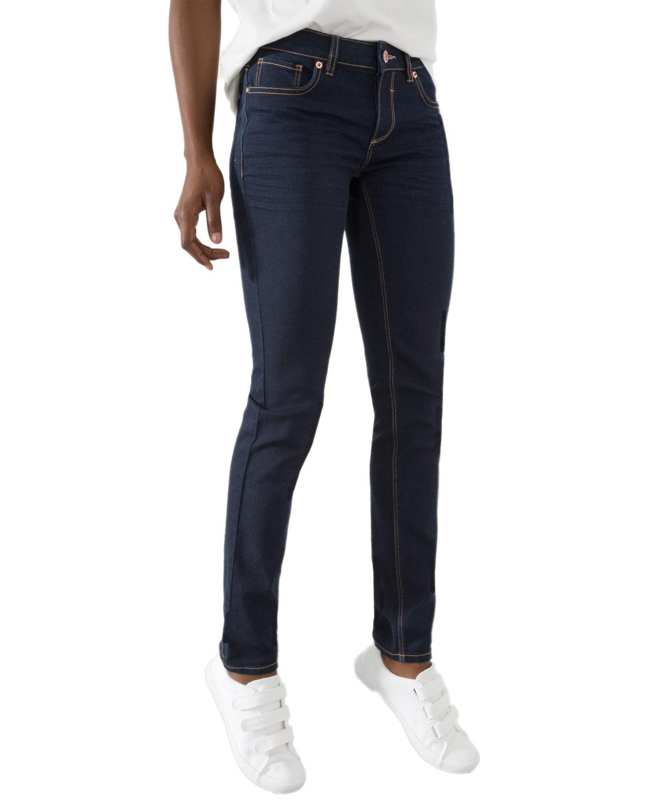 Hosen für Frauen - HIS MONROE Jeans Skinny Fit Pure Rinse  - Onlineshop Jeans Meile