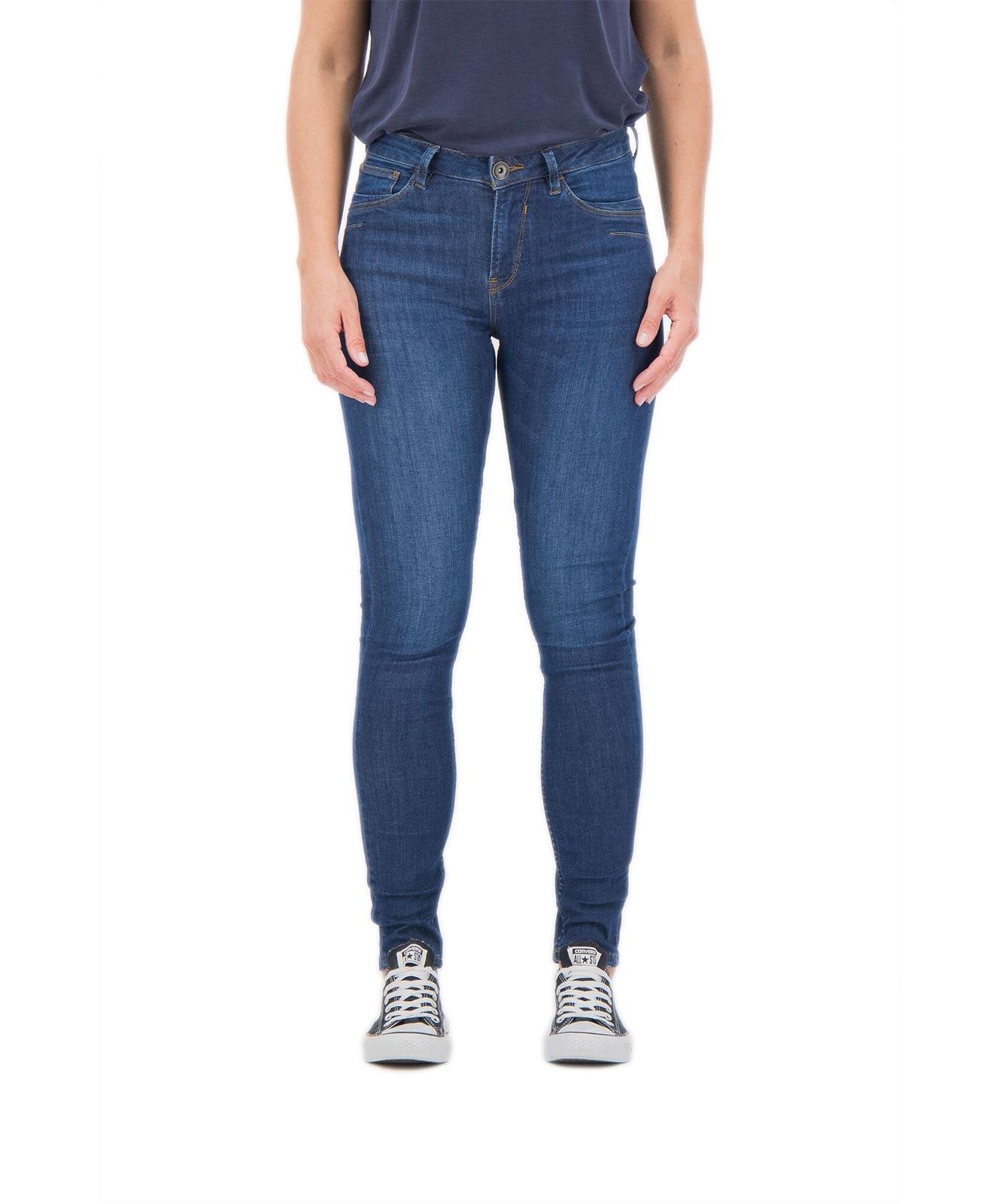 Hosen - Garcia Slim Fit Jeans Celia in Dark Used  - Onlineshop Jeans Meile