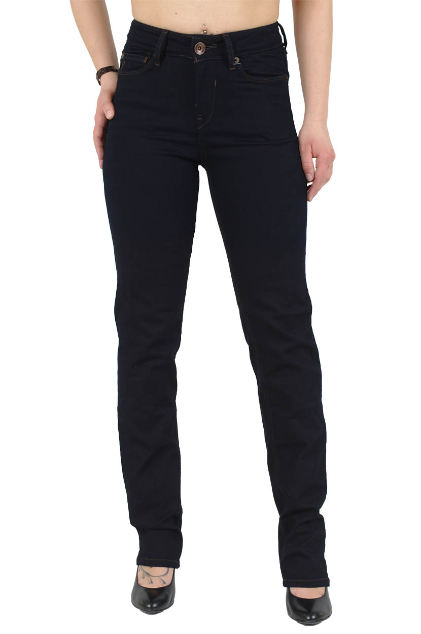 Hosen - Garcia Straight Leg Jeans Ciara in Rinse  - Onlineshop Jeans Meile