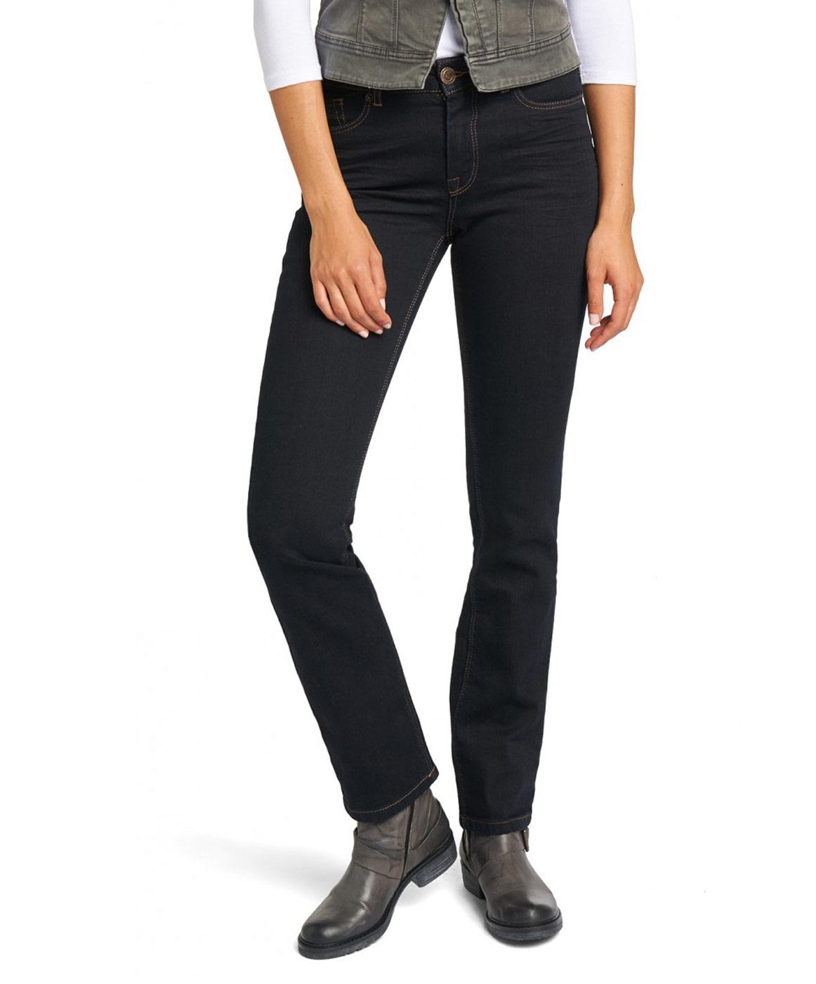 Hosen für Frauen - His Madison Jeans Slim Fit Dark Tinted  - Onlineshop Jeans Meile