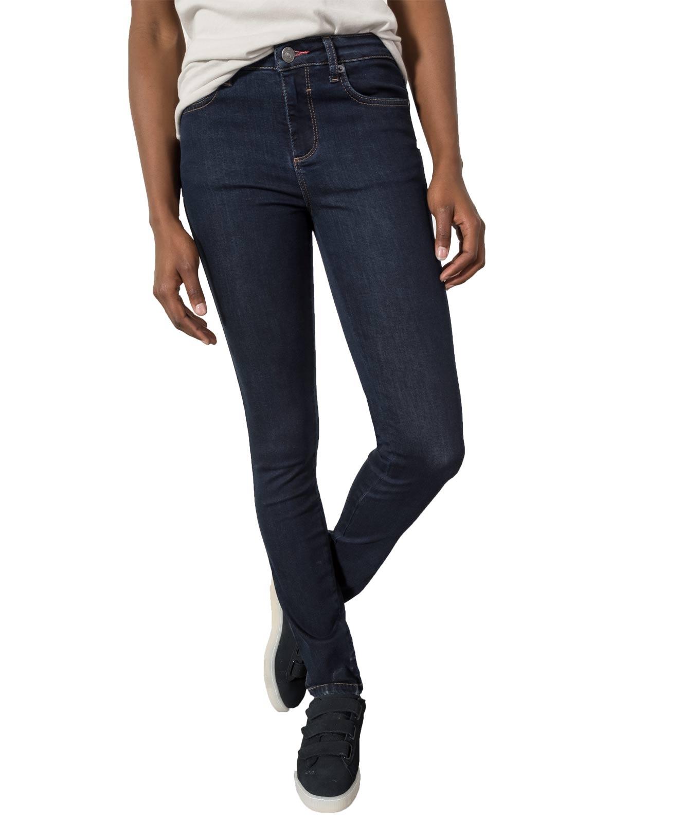 Hosen für Frauen - HIS MARYLIN Jeans Slim Fit Rinse Wash  - Onlineshop Jeans Meile