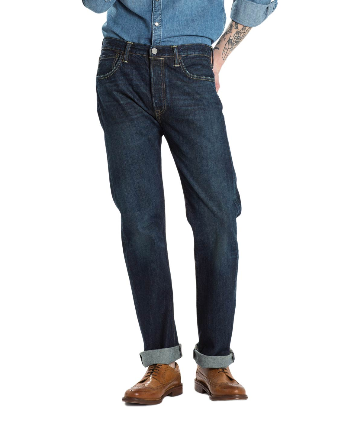 Levi's 501 Jeans - Original Fit - Smith Station