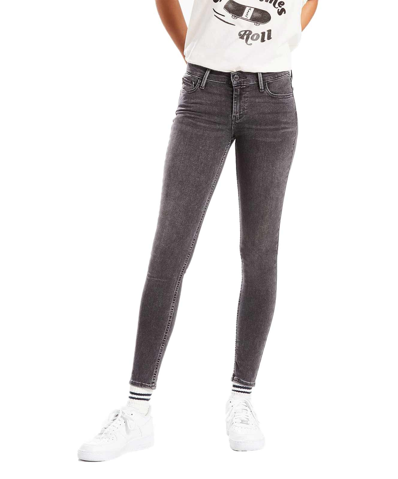 Hosen für Frauen - LEVI'S 710 Skinny Jeans Fancy That  - Onlineshop Jeans Meile
