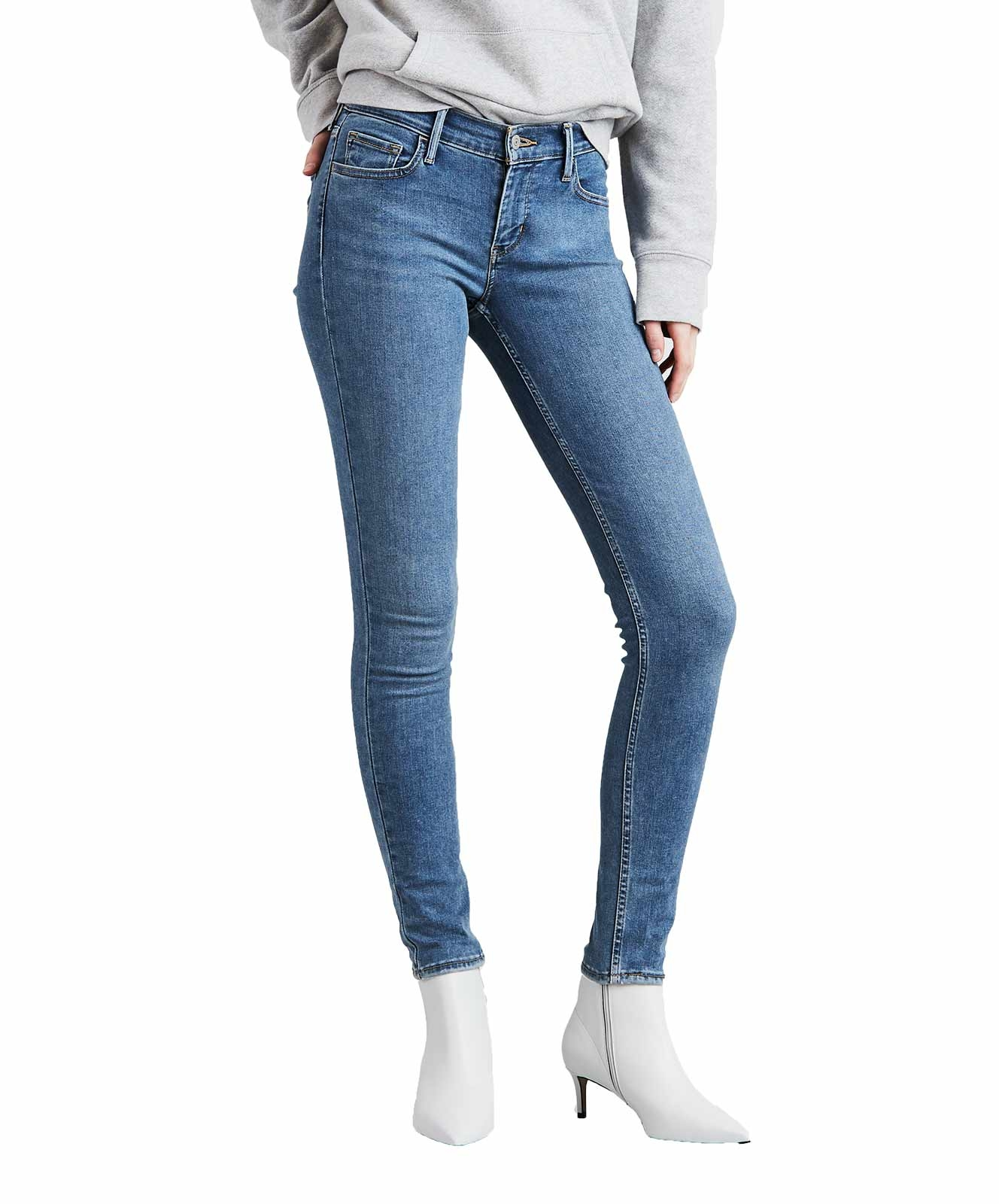 Hosen - LEVI'S 710 Skinny Jeans Chelsea Angels  - Onlineshop Jeans Meile