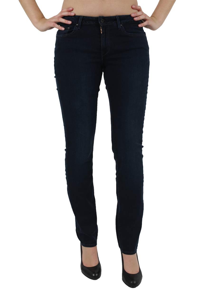 Hosen für Frauen - Levis Slight Curve Slim Jeans Over Shadow  - Onlineshop Jeans Meile