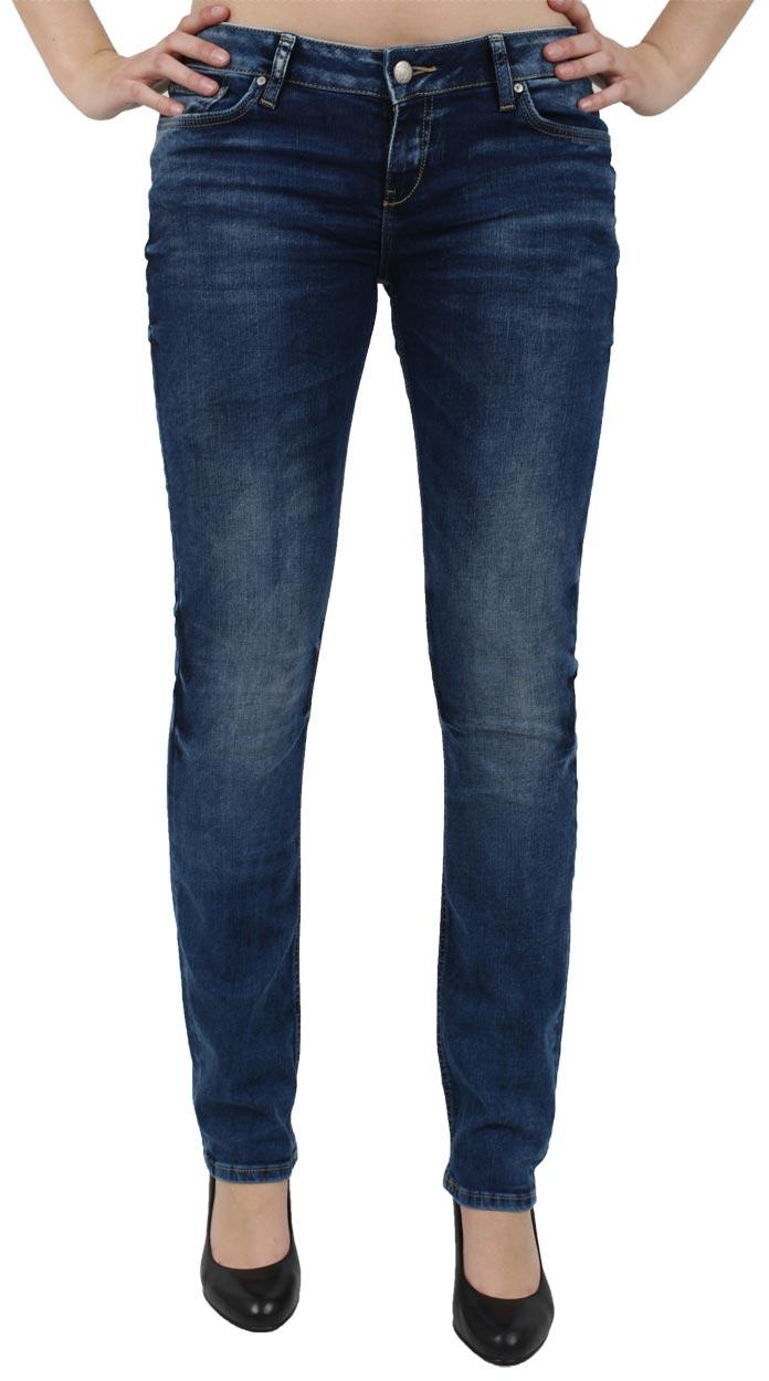 Hosen - LTB Slim Fit Jeans Aspen in Blue Lapis  - Onlineshop Jeans Meile