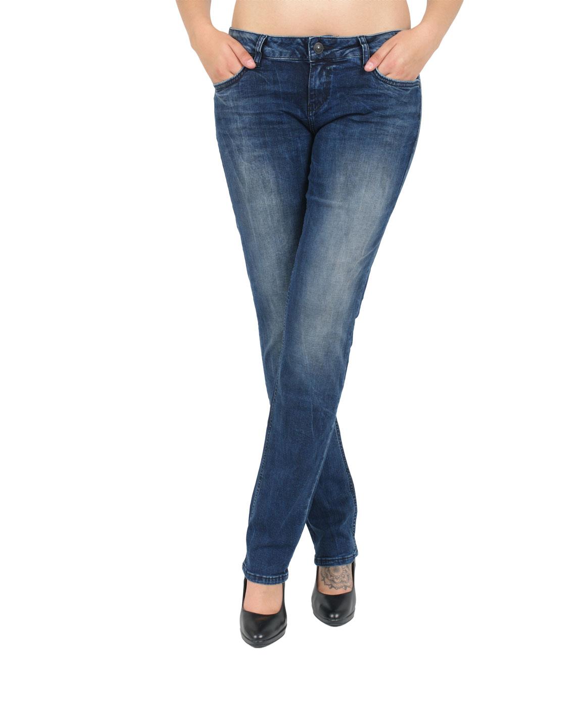 Hosen - LTB Slim Fit Jeans Aspen in Aisha  - Onlineshop Jeans Meile