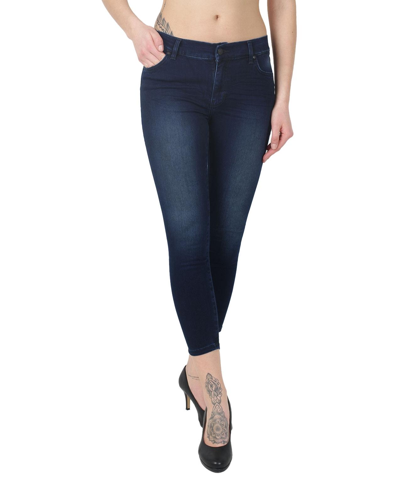 Hosen - LTB Ankle Jeans Lonia in Ferla Wash  - Onlineshop Jeans Meile