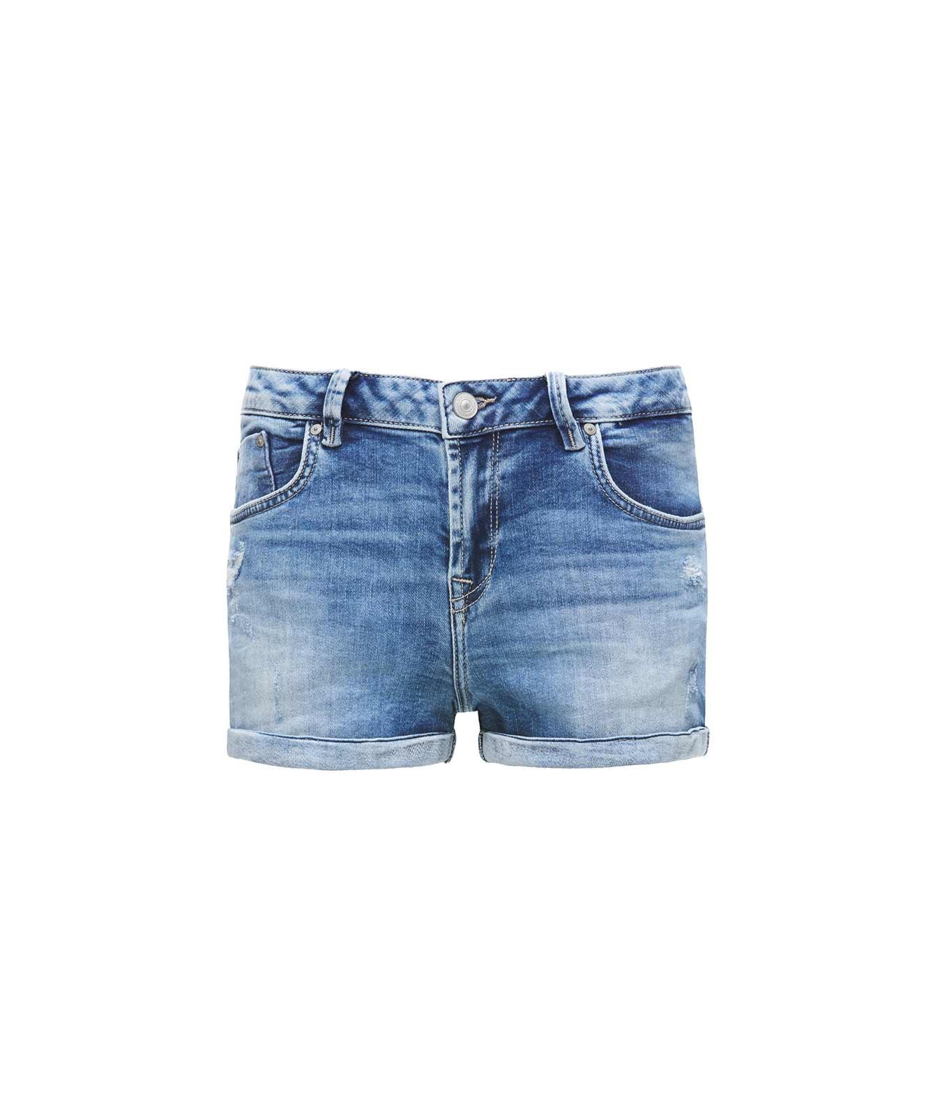 Hosen - LTB Jeans Shorts Judie in Leora  - Onlineshop Jeans Meile