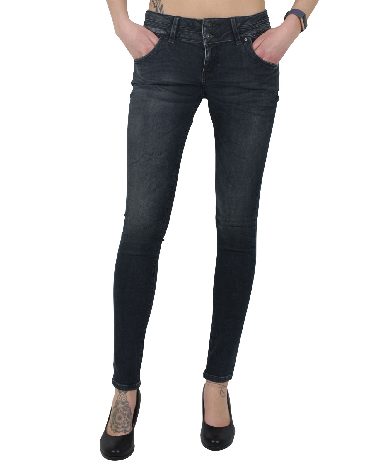 Hosen - LTB Skinny Jeans Julita X in Oisa  - Onlineshop Jeans Meile