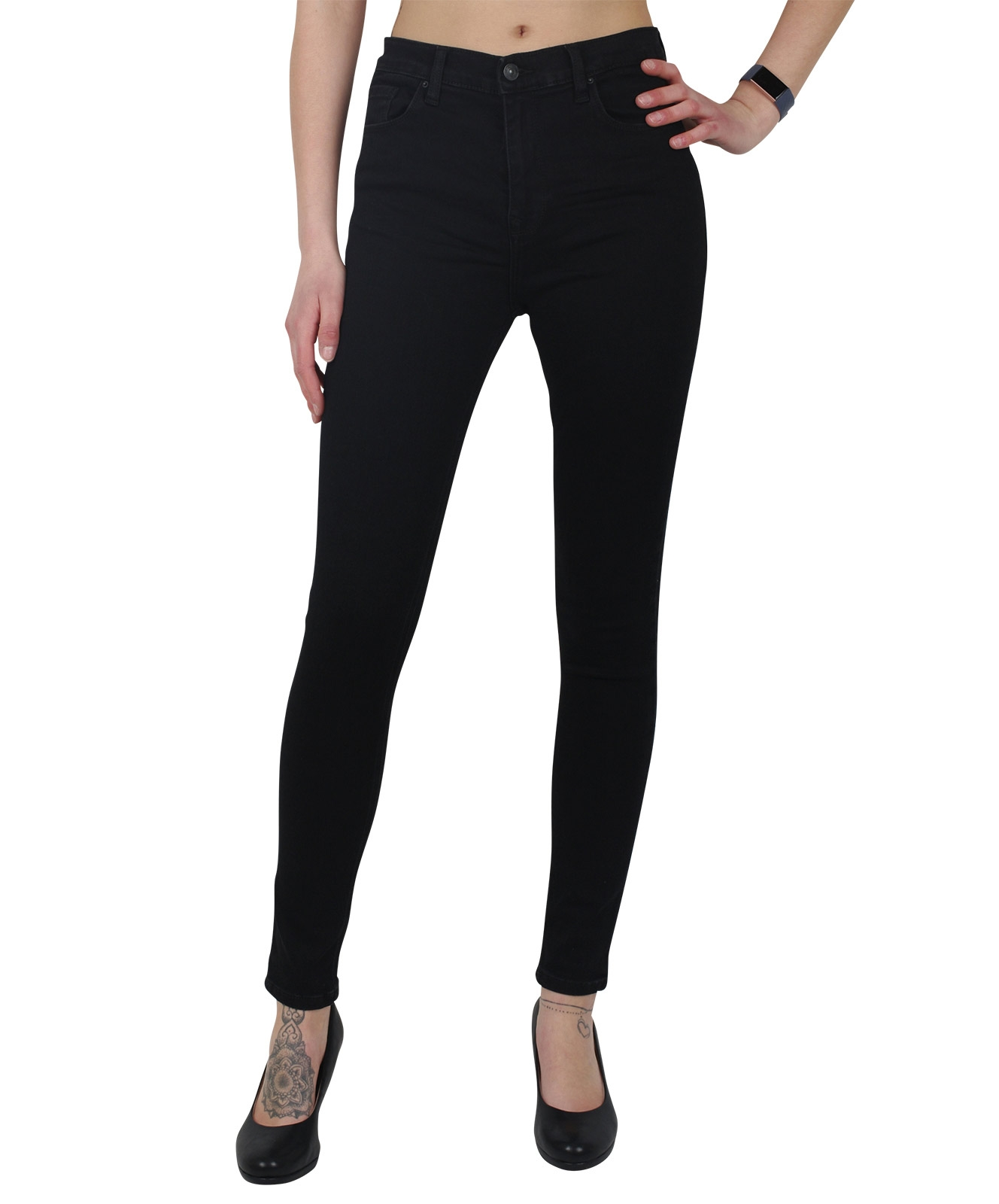 Hosen - LTB Ankle Jeans Amy in Savena  - Onlineshop Jeans Meile