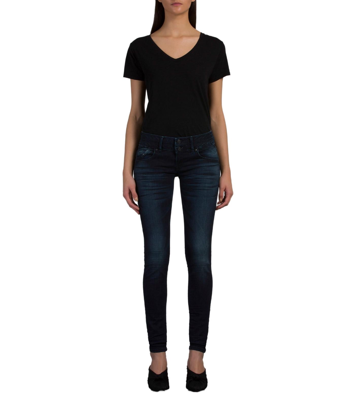 Hosen - LTB Skinny Jeans Julita X in Hidella  - Onlineshop Jeans Meile