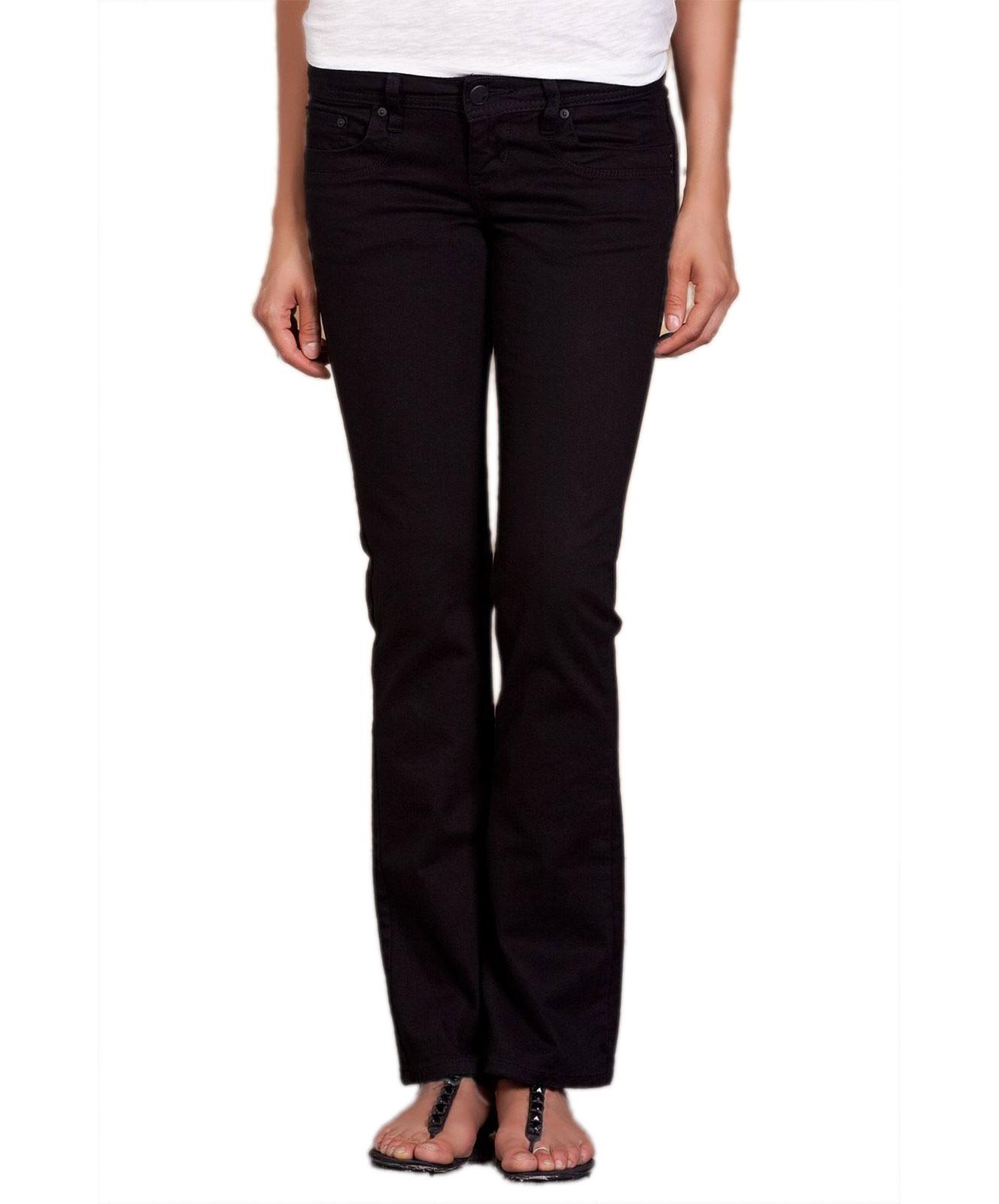 Hosen - LTB Bootcut Jeans Valerie in Black Wash  - Onlineshop Jeans Meile