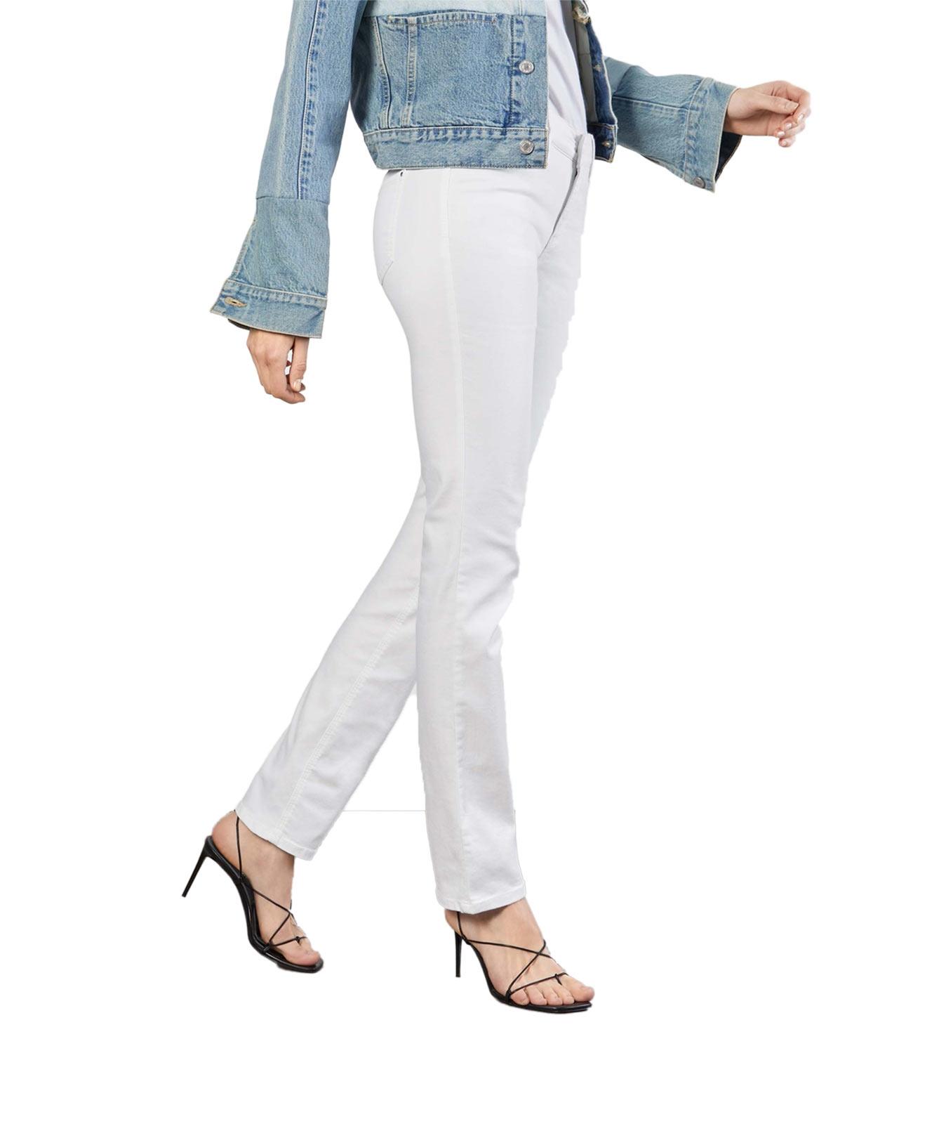 Hosen - MAC Straight Leg Jeans Dream in Denim White  - Onlineshop Jeans Meile