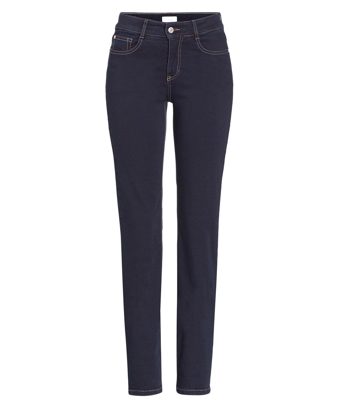 Angela Jeans Slim Fit dark rinsewash