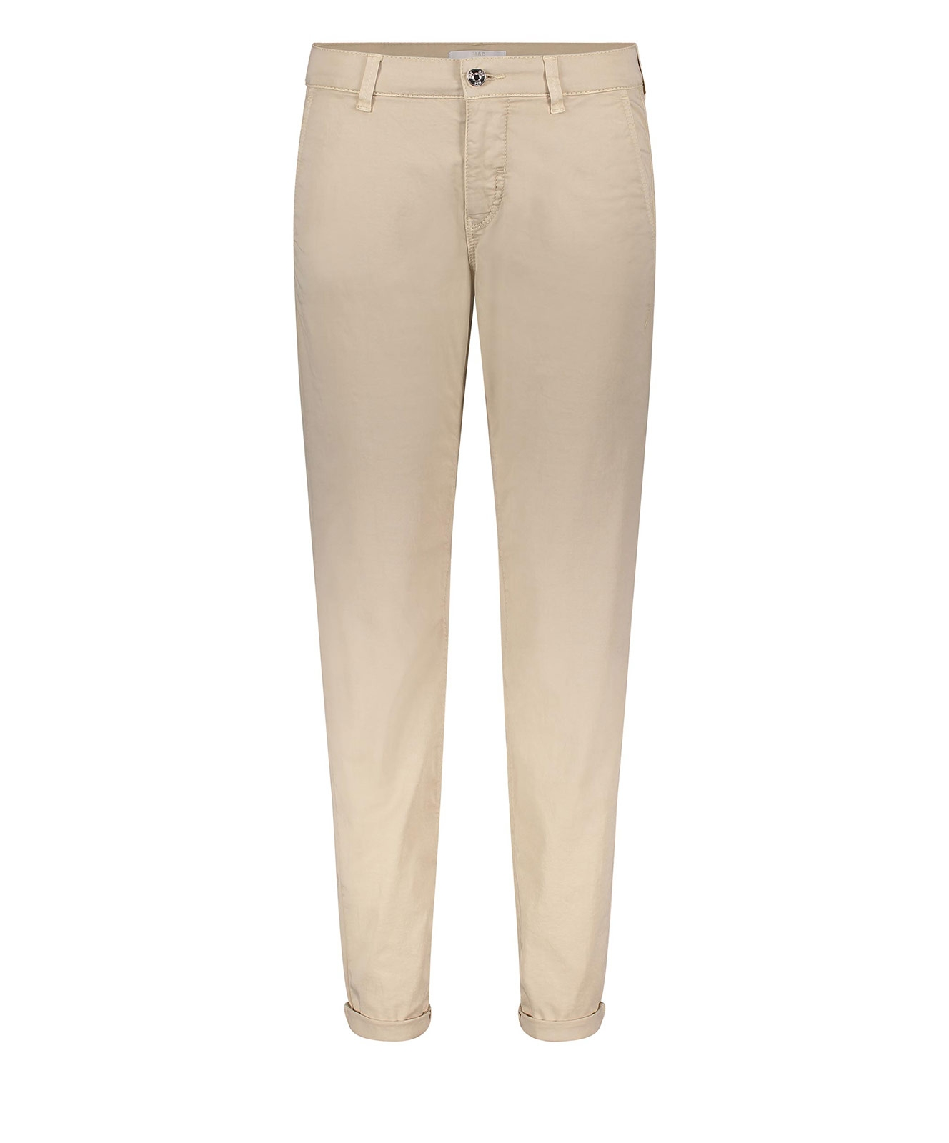 MAC Chino - Relaxed Slim Fit - Wheat Beige-D 34 / L 30