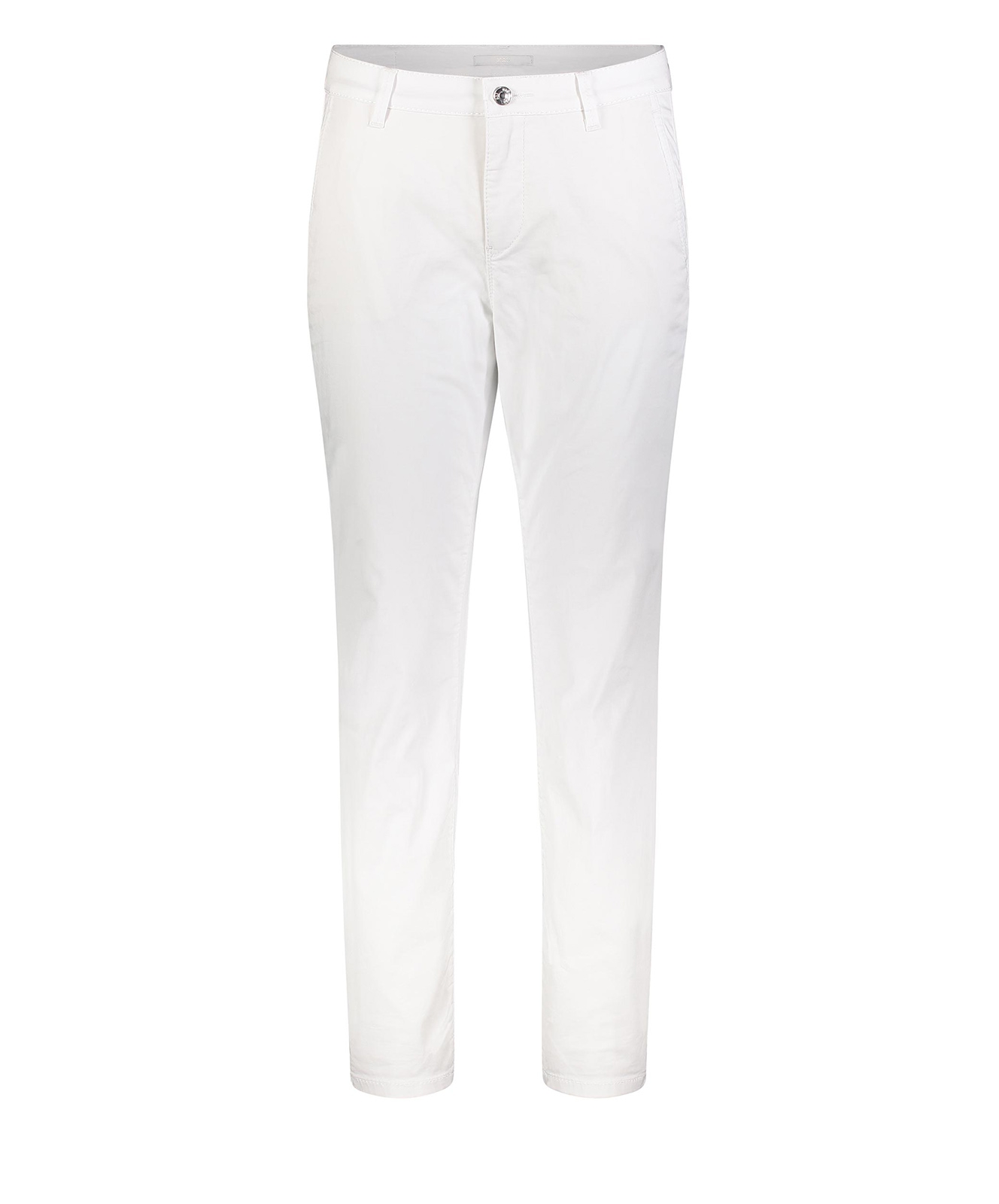 MAC Chino - Relaxed Slim Fit - White-D32 / L28
