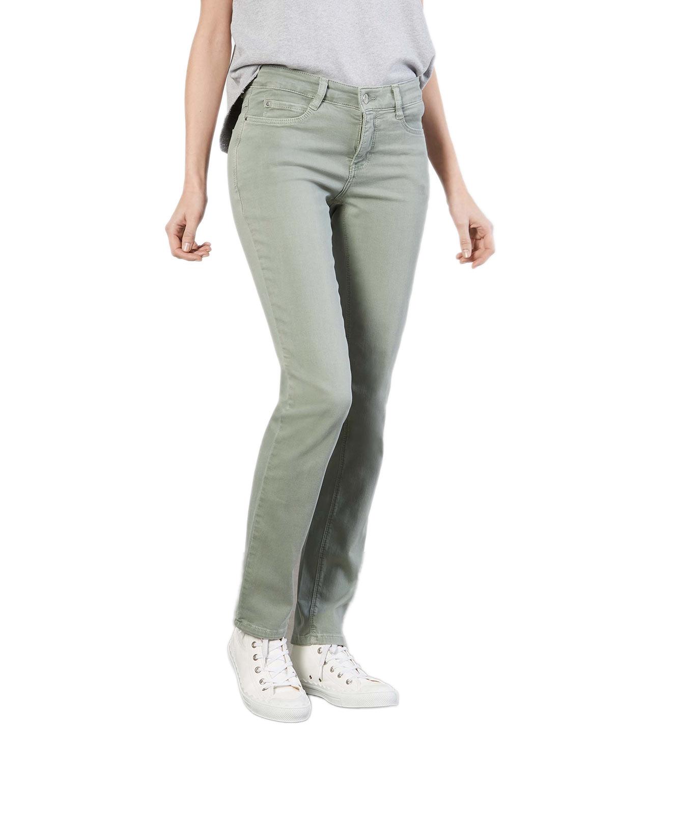 Hosen - MAC Straight Leg Jeans Dream in Dried Rosemary  - Onlineshop Jeans Meile