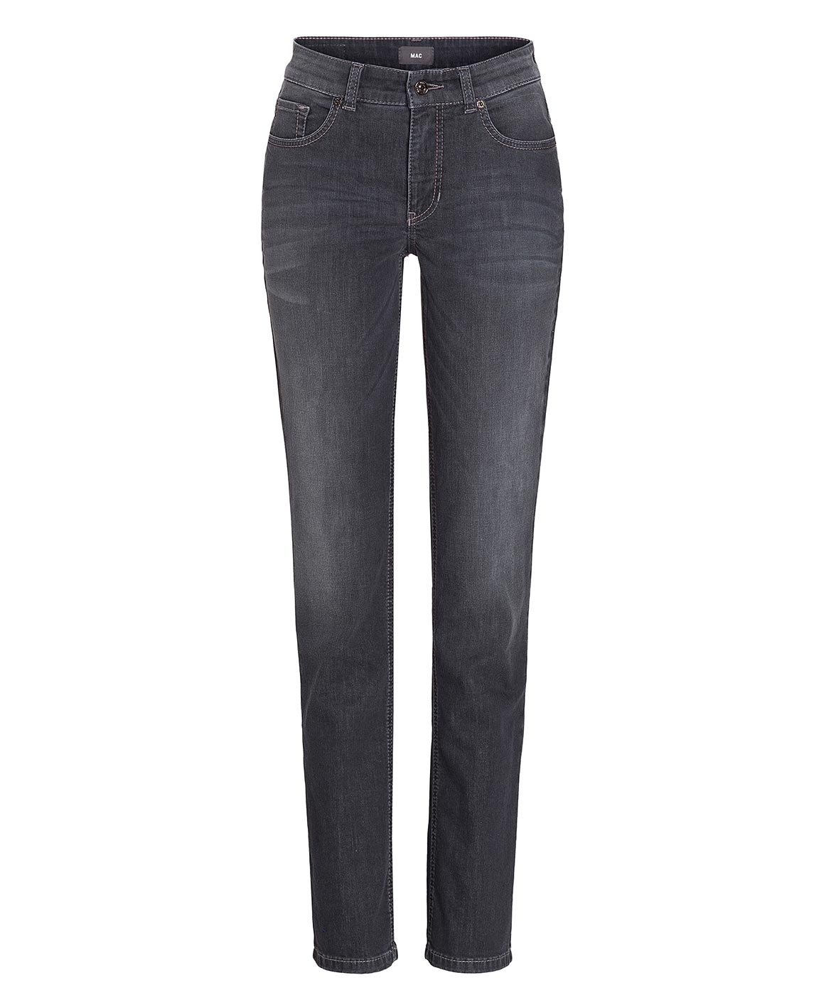 MELANIE Jeans - Feminine Fit - Dark Grey Used