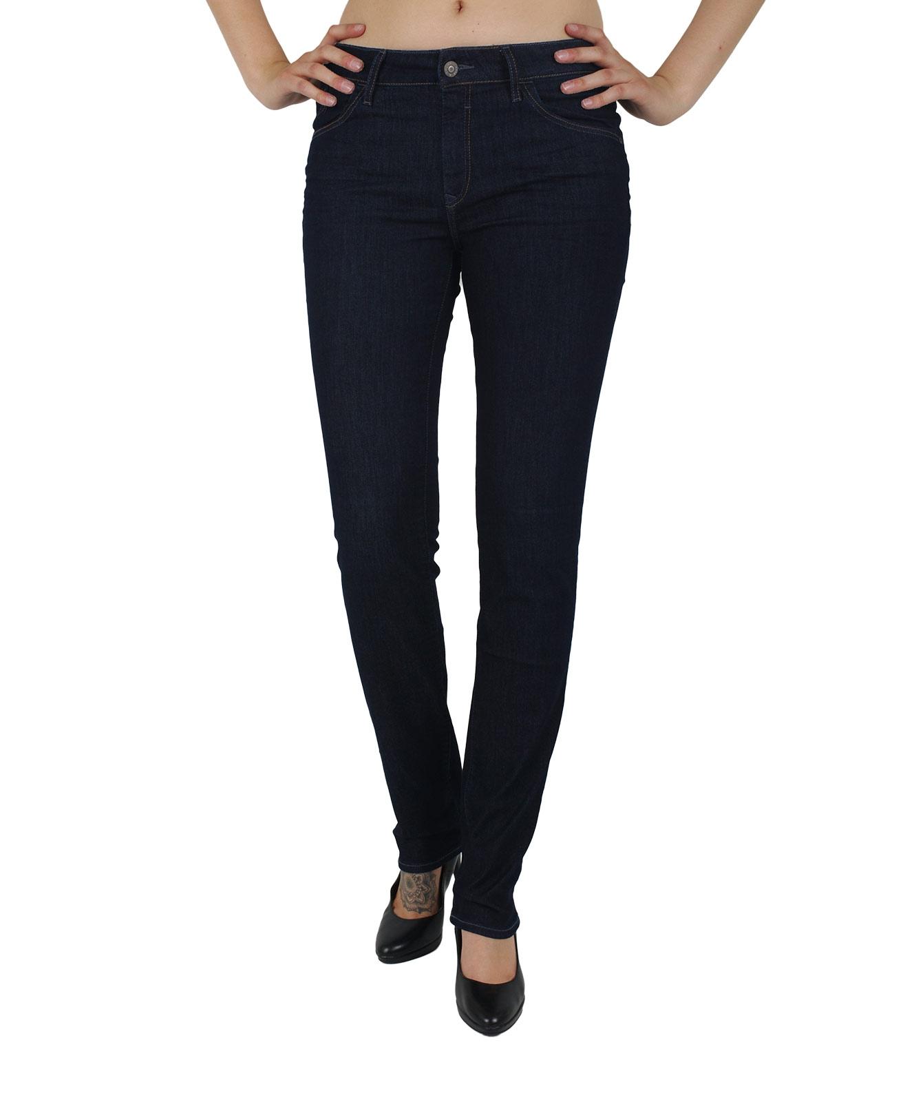Hosen für Frauen - MAVI KENDRA High Rise Jeans Rinse Milan  - Onlineshop Jeans Meile