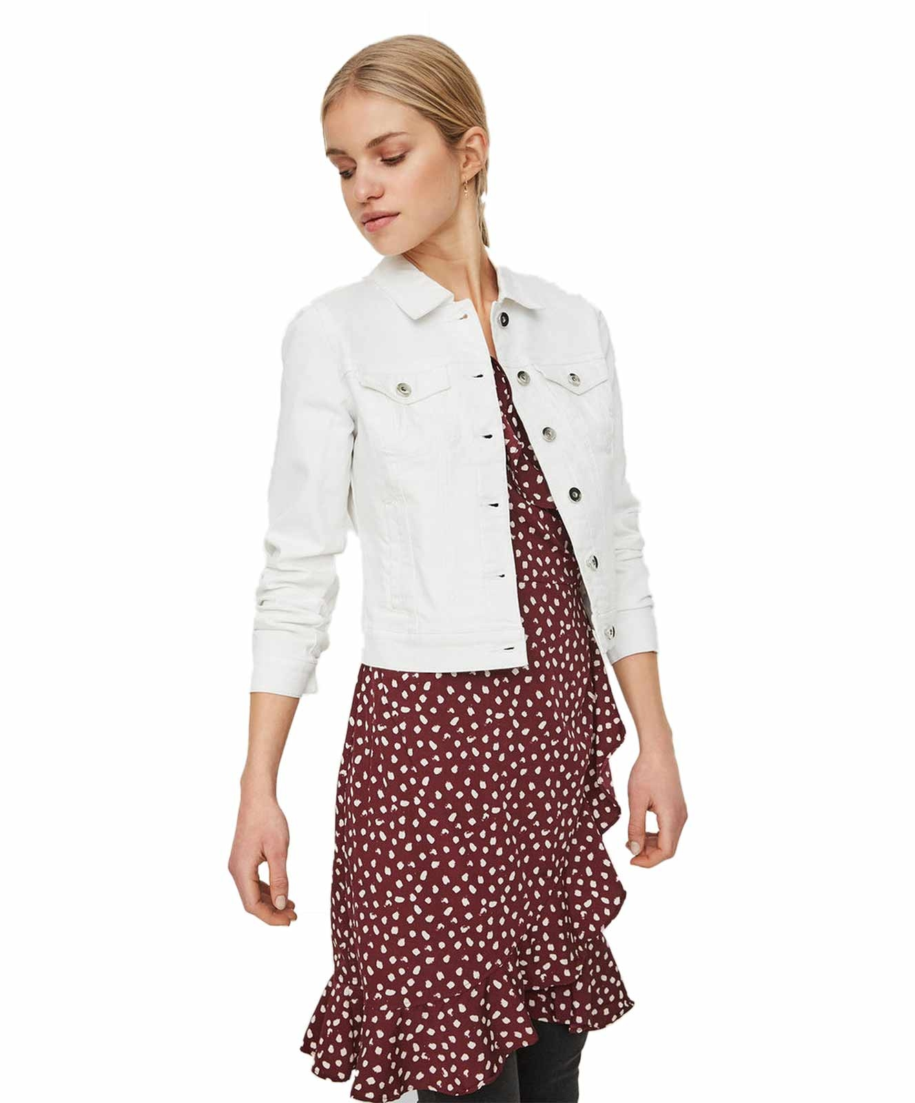 Weisse Jeansjacken Preisvergleich • Die besten Angebote online kaufen 5ca3fc330d
