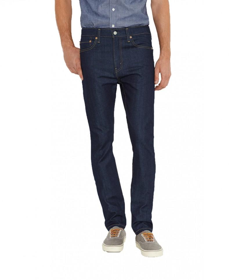 Levis 510  Jeans - Skinny Fit - Broken Raw
