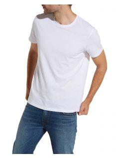 Wrangler - Zweierpack Baumwoll T-Shirts in Schwarz f02