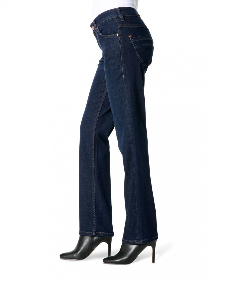 Mustang Sissy Straight - Stretch Jeans - Dark Vintage