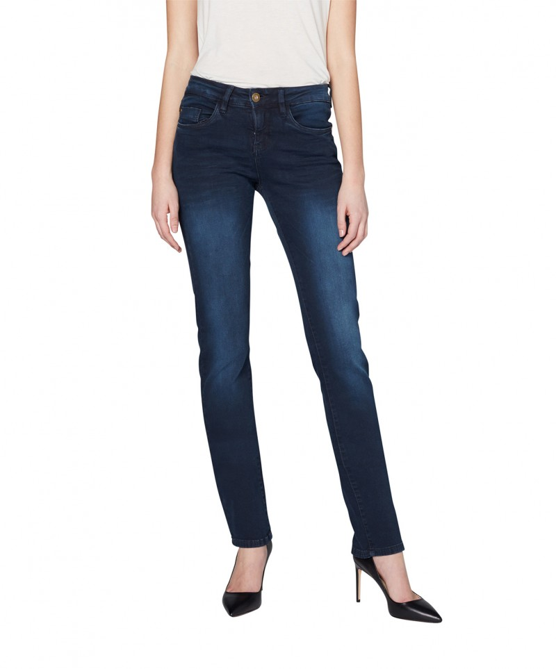Colorado Layla - High Waist Jeans - Magic Blue