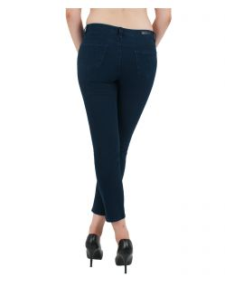 Angels Jeans Skinny - Bi Stretch Comfort 360 - Stone - Hinten