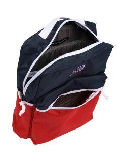 Levi's – Retro Rucksack Sportswear mit Logo - Oben