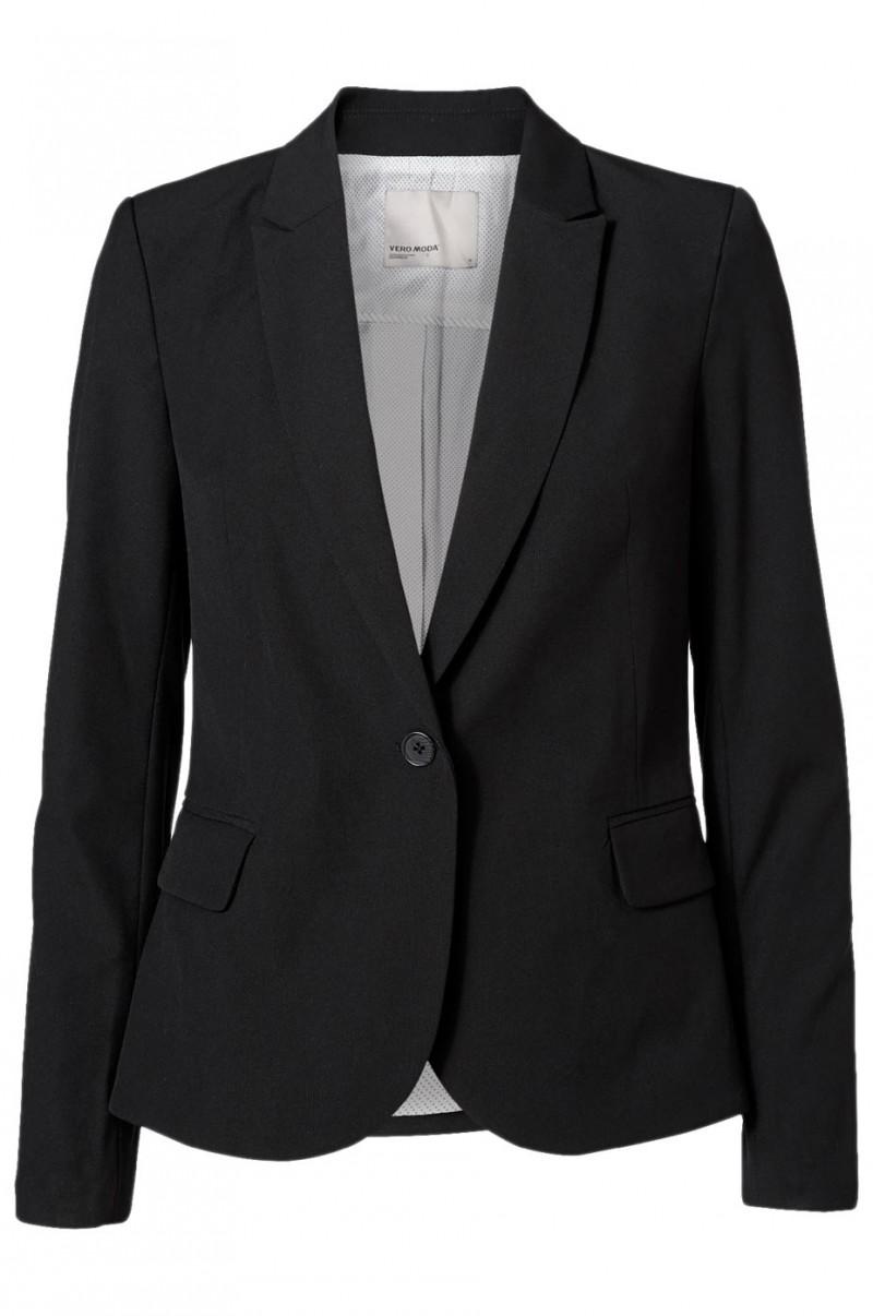 Vero Moda Blazer - RORO - Black