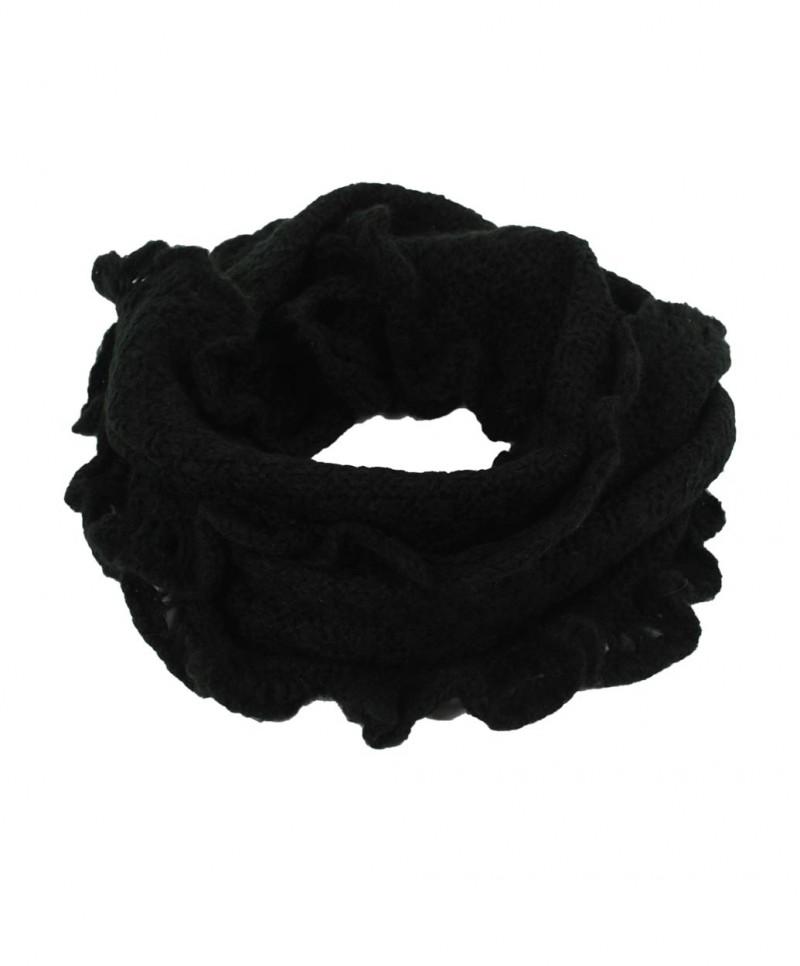 VERO MODA Loop - Call Knit - Black