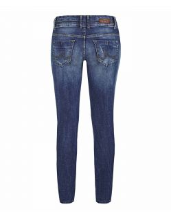 LTB  JULITA X - High Waist Skinny - Adelita  Wash - Hinten