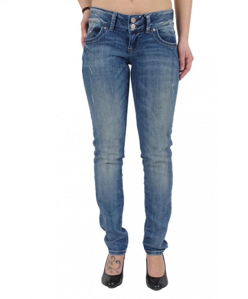 LTB Molly Jeans - Super Slim - Whisper