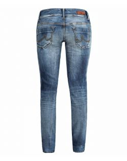 LTB Molly Jeans - Super Slim Fit - Senate - Hinten