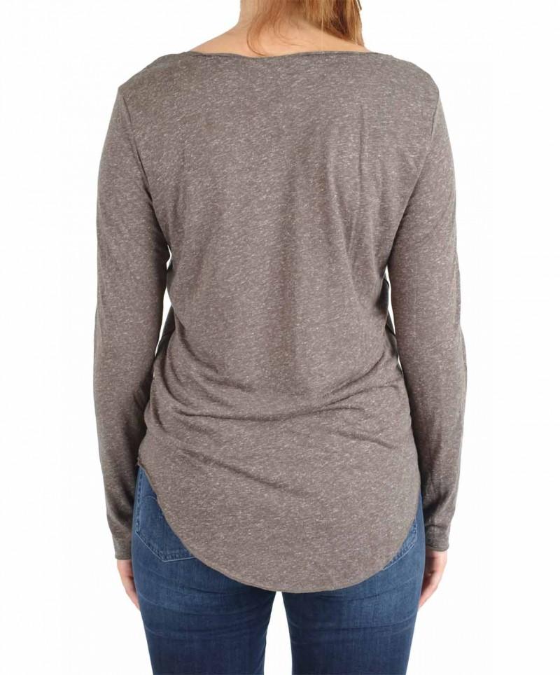 VERO MODA LUA - Langarm Shirt - Beluga