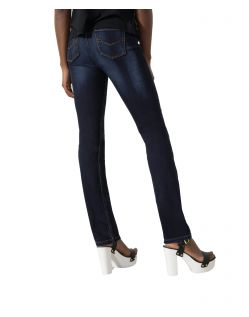 HIS COLETTA Jeans - Straight Fit - Advanced Dark Blue - Hinten