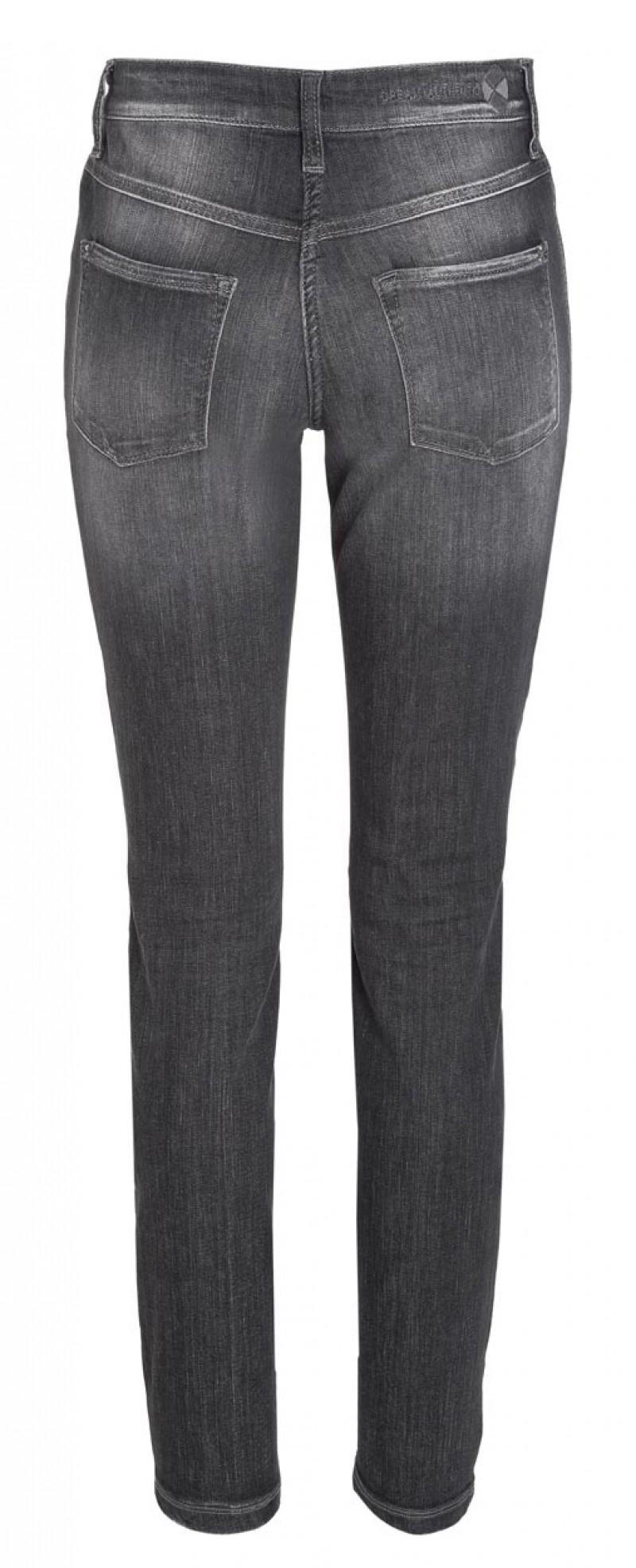MAC DREAM SKINNY - AUTHENTIC Jeans - Black Authentic Used