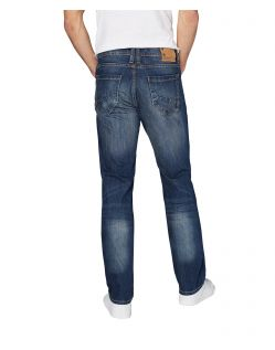 Colorado Tom - Straight Leg - Dark Stone Wash - Hinten