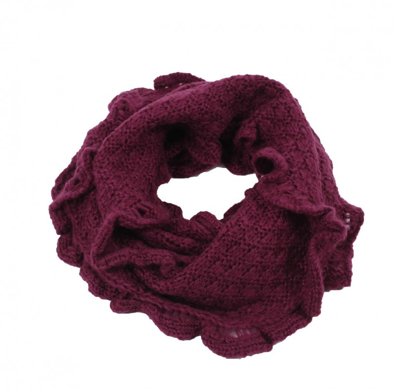 VERO MODA Loop - Call Knit - Purple Potion