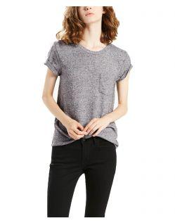 Levi's T-Shirt - Perfect Pocket Tee - Francisco Sky