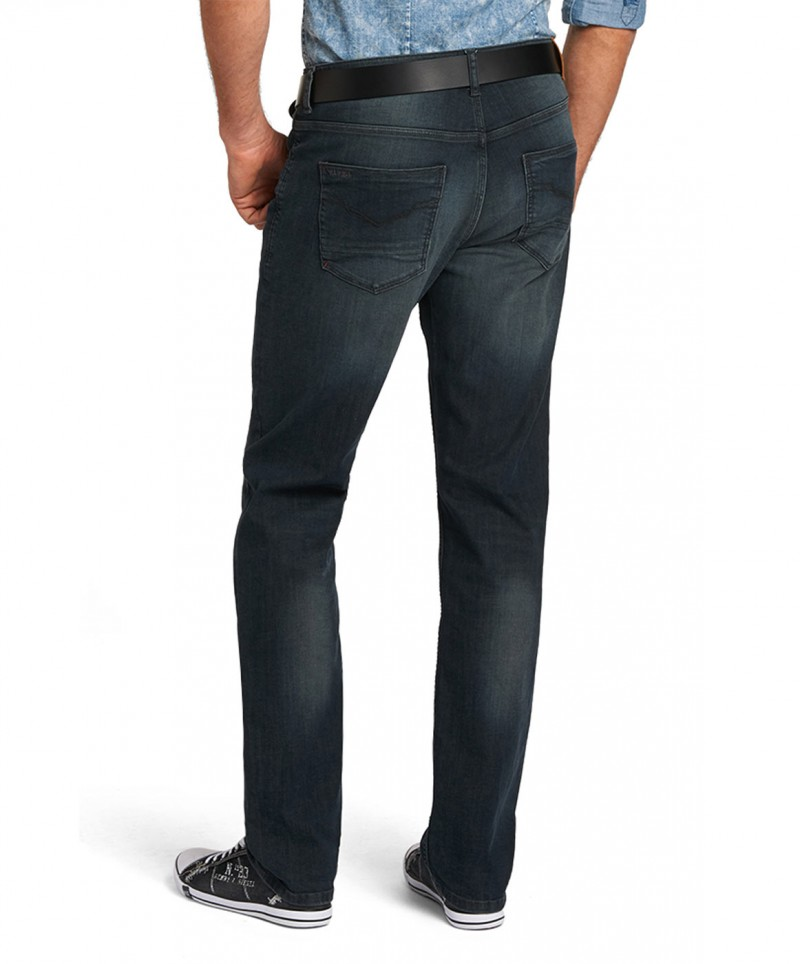 HIS STANTON Jeans - Straight Leg - Humble Blue