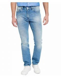 Pioneer Jeans Rando aus kernigem Baumwoll- Leinen Denim