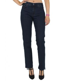 Angels Dolly Jeans - Straight Leg - Dark Washed a968